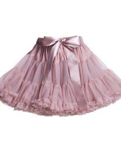Vintage Pink Tutu Pettiskirt