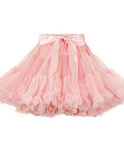Rose Pink Tutu Pettiskirt