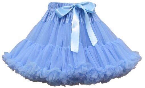"""""""Amabelle"""" Light Blue Tutu Pettiskirt"""