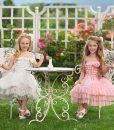 """Amabelle"" Rose Pink Fairy Dress 2"