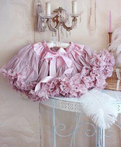 Dusty Pink Glitter tutu pettiskirtDusty Pink Glitter tutu pettiskirt