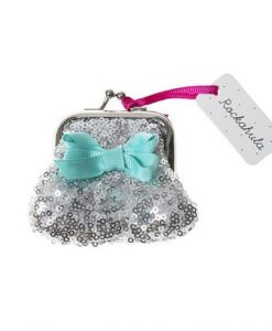 Rockahula Silver sequin purse